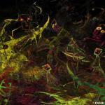 superstizione dipinto digitale